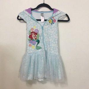 Princess Ariel Light blue dress
